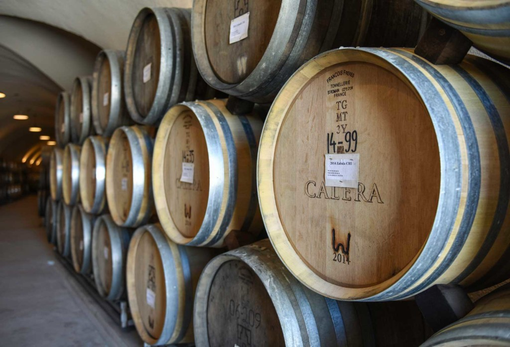 San Benito County Wineries Calera